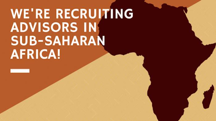 SSA Advisors Recruitment 2015