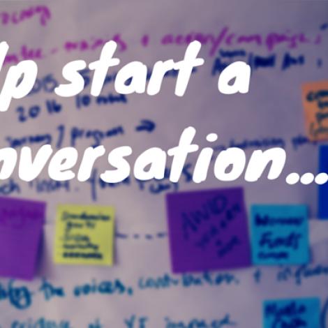 Recruiting: Hub Conversation Facilitator (Volunteer