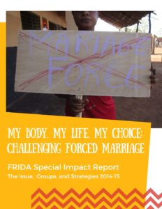 Forced Marriage Impact Report