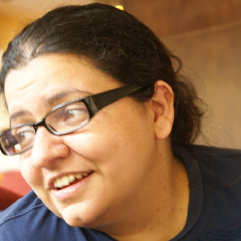 Nadine Moawad - Nadine Moawad - FRIDA The Young Feminist Fund