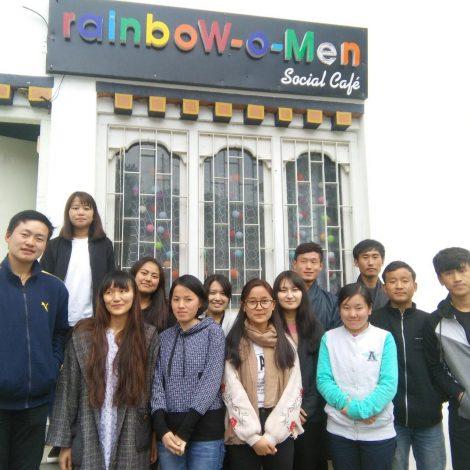 RainboW-o-Men - RainboW-o-Men - FRIDA The Young Feminist Fund