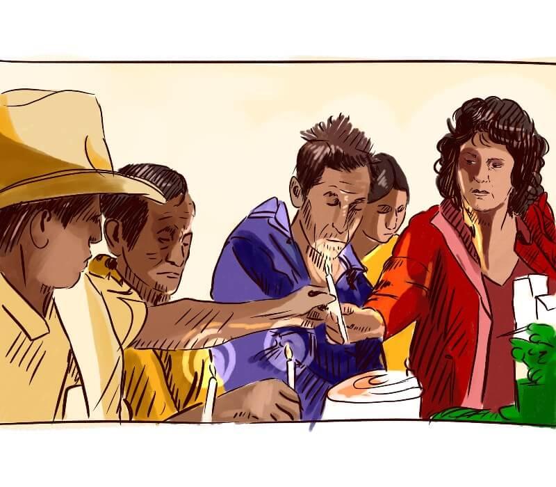 Illustration by Ámbar Morales